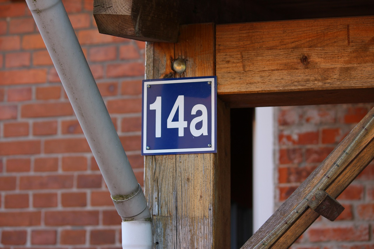 Address Numerology