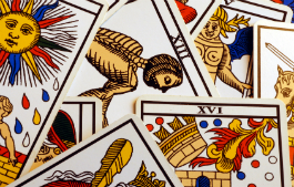 colors of the tarot of marseille