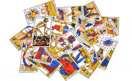 Divinatory tarot