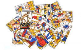 The Chariot - Tarot of Marseille