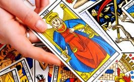 Interpreting a Temperance card