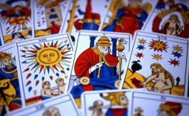 The tarot of Marseille