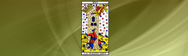 The Tower Tarot Card – a positive or negative one?