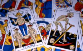The Unpopular cards of the Tarot of Marseille